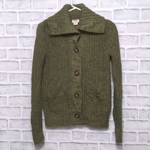 3/$20 Mossimo Supply Co Button Cardigan Size Small